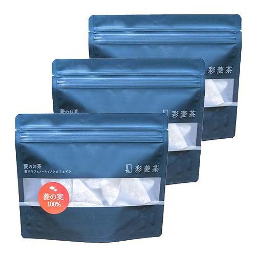 彩菱茶 3袋セット