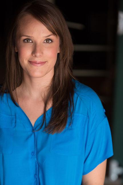 Mandy Murphy Playwright Actress Headshot