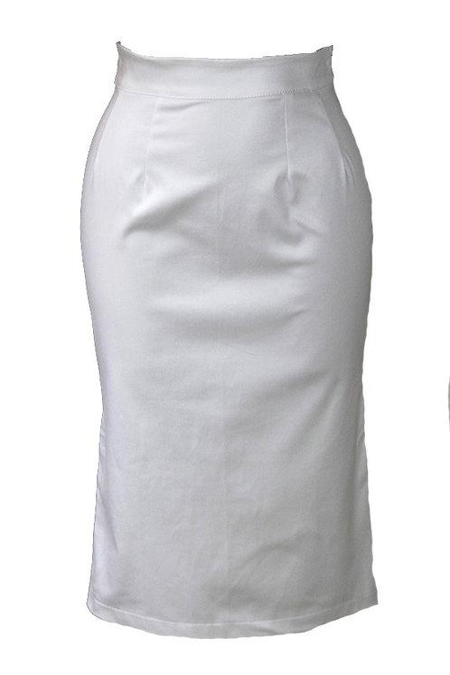 Rizzo Skirt White 0142