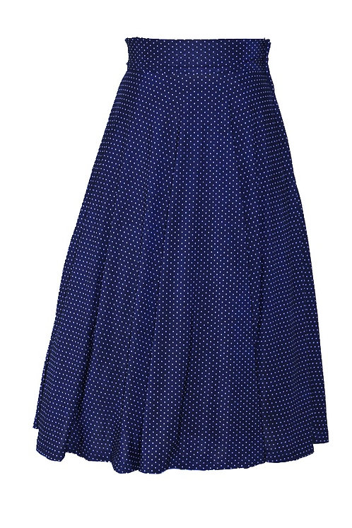 Amy Skirt {Navy}