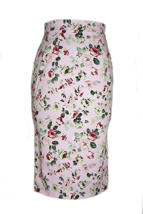 Rizzo pink ladies skirt