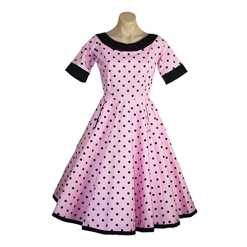 Ruby Dress Pink 0243