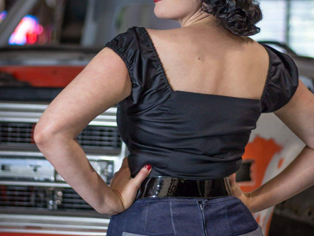 Living out your Pinup Dreams