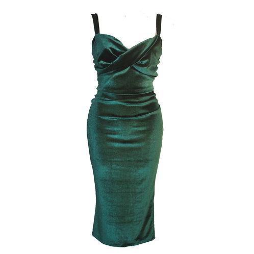 Velvet Veronica Dress 0208