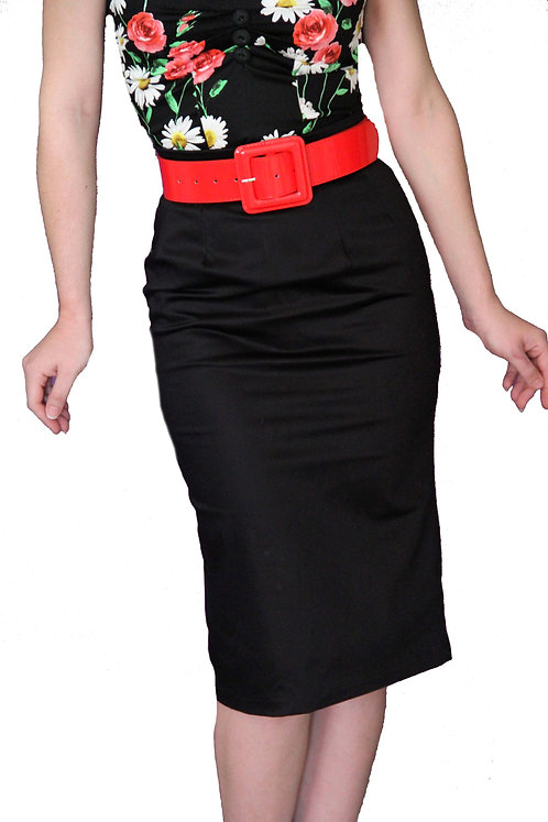 Rizzo  Black Skirt