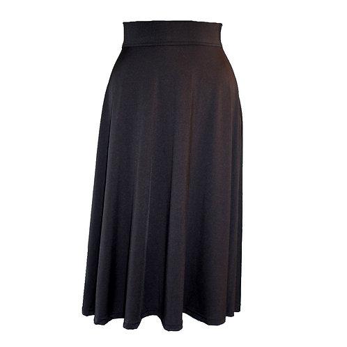 Amy Black Skirt 0199