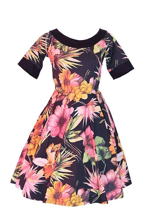 Ruby Dress 0166W