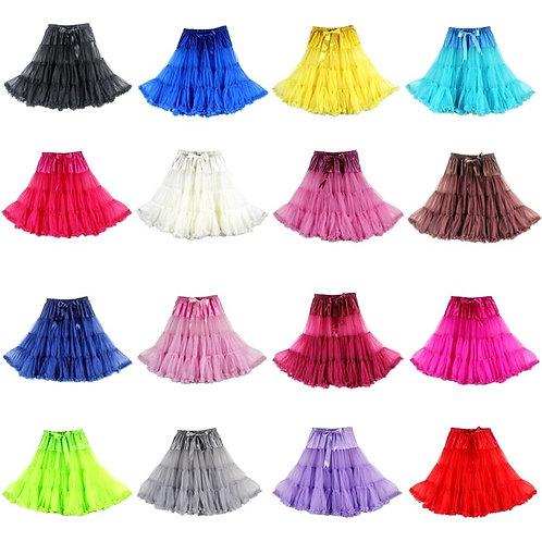 Tutu's {petticoats}