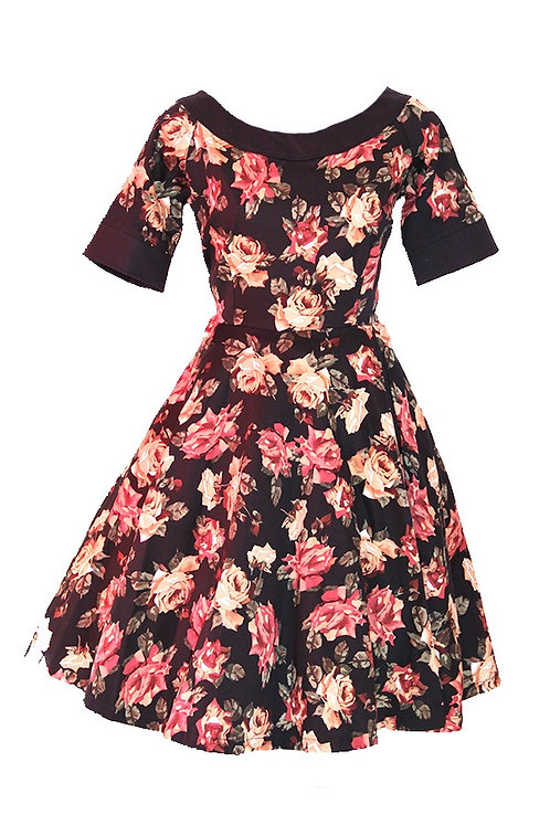 Ruby Dress  0166 B
