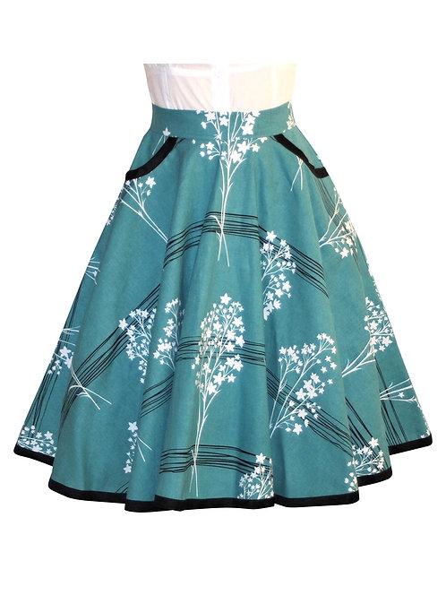 Sandy Skirt Teal