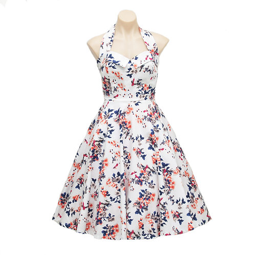Dolly Dress 0257 White
