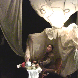 Images from a work-in-progress event for our NEW piece - at THE ALBANY Deptford