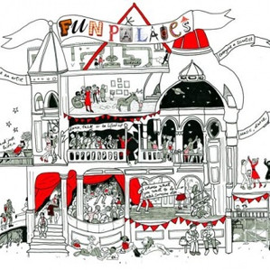 FUN PALACE at OVALHOUSE this weekend