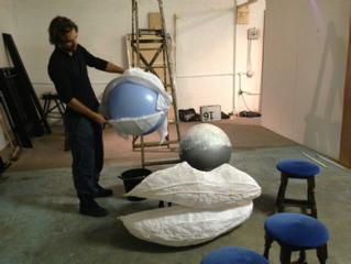 Designer Bryan Woltjen