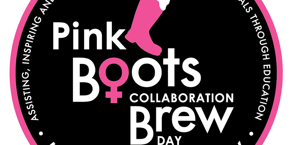 Pink Boots Society Brew Day Fundraiser