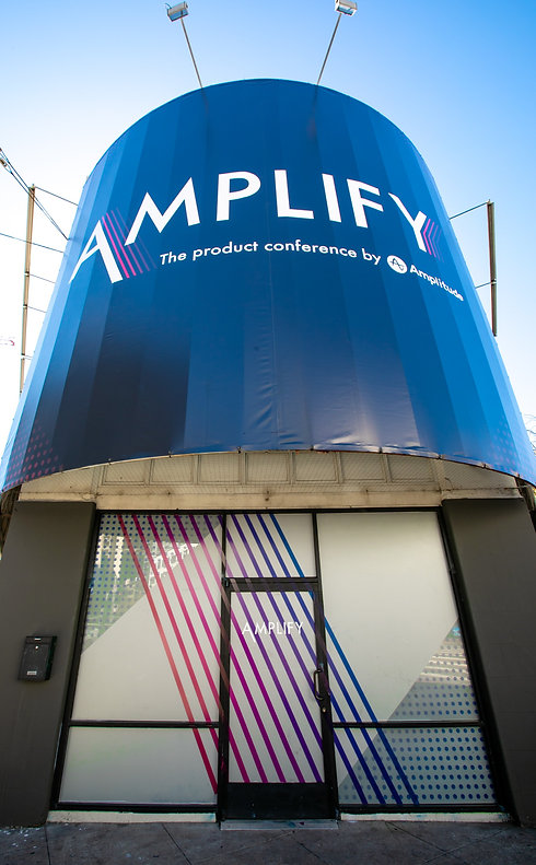 Amplify Entrance