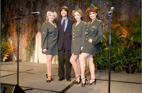 Ken Burns & Andrews Sisters