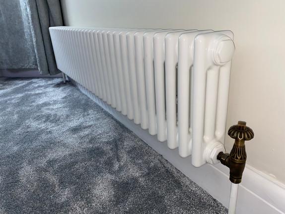 3 column extra long radiator