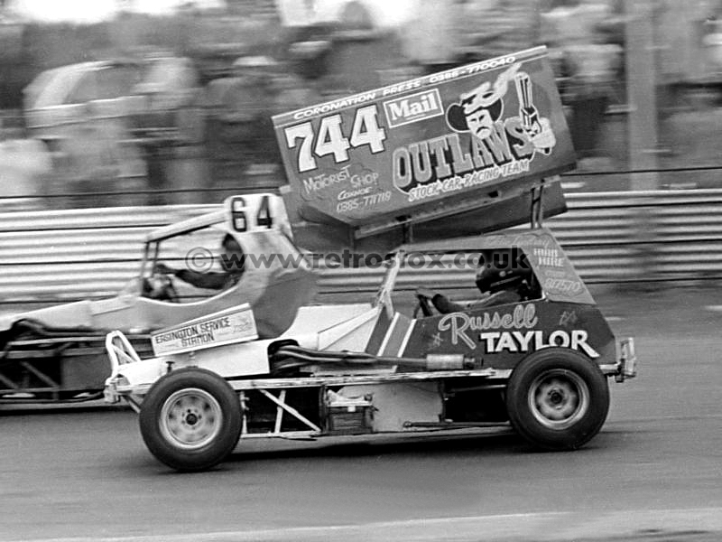 Russell Taylor Newtongrange 1986