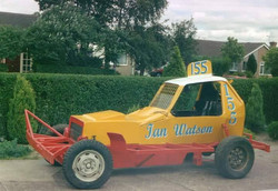 Ian watson car 1980s