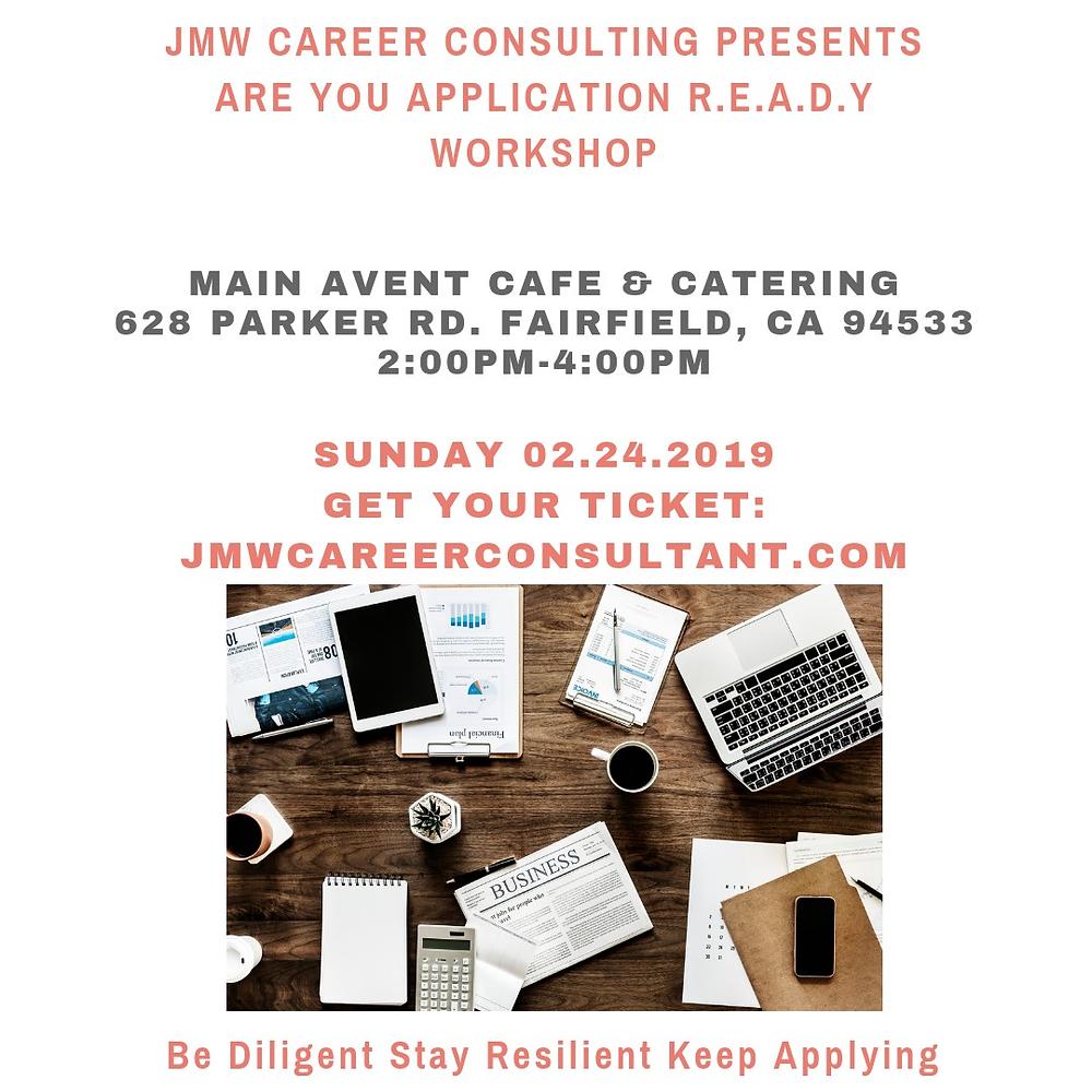 JMW CAREER CONSULTANT