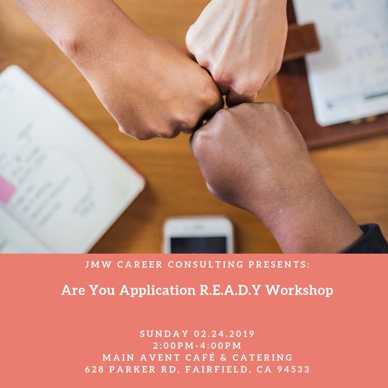 Are You Application R.E.A.D.Y ?