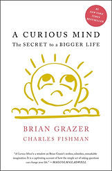 A urious mind by Brian Grazer