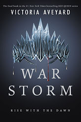 war storm by victoria aveyard