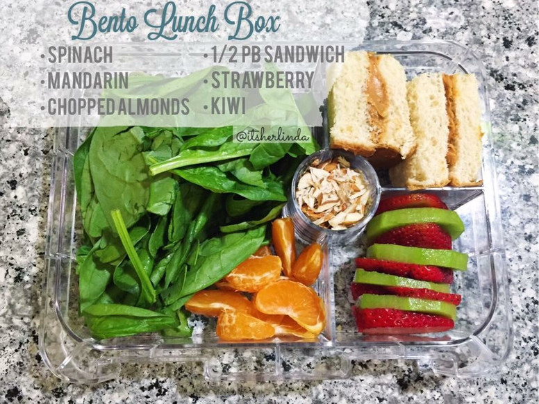 HEALTHY EATING- BENTO BOX LUNCH IDEAS: Guest Post