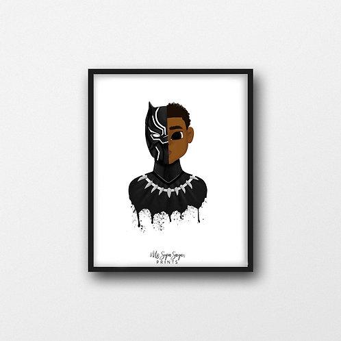 Black Panther Printable Art