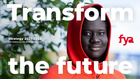 Empowering Youth to Transform Australia's Future
