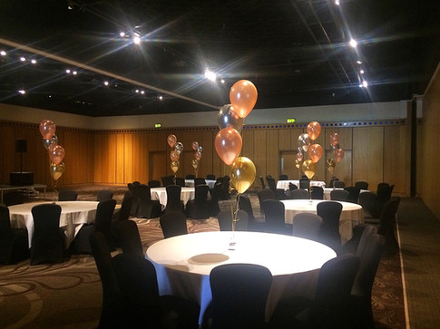 Commercial Event at Hylton