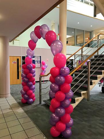 Balloon Arch Parseq