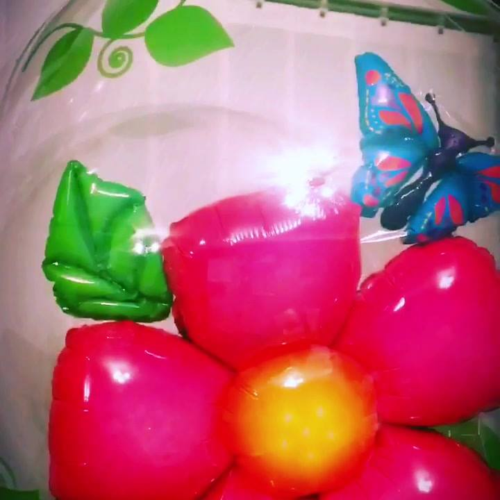 Flower Balloon Creation