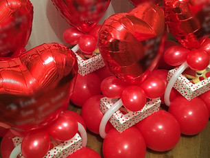 Valentine's Prep!
