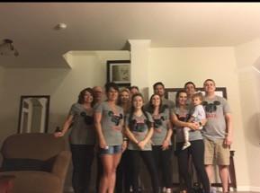 Disney 2018 family vacation!