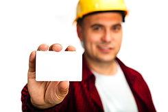 Carte-affaire-entrepreneur-construction-