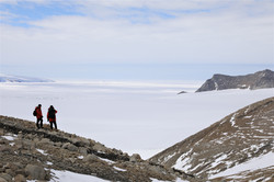 Field trip to Antarctica