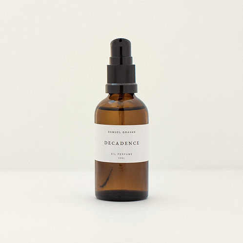 Decadence | Oil Perfume (50ml)