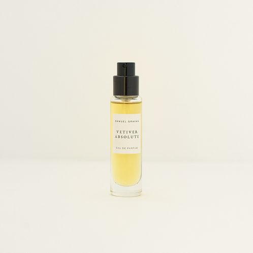 Vetiver Absolute   Eau de Parfum (10ml)