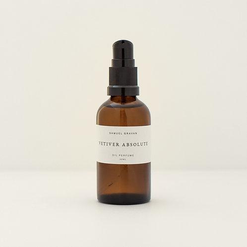 Vetiver Absolute | Oil Perfume (50ml)