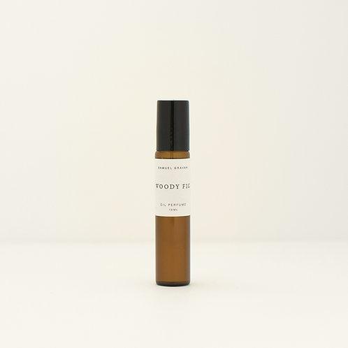 Woody Fig | Oil Perfume (10ml)