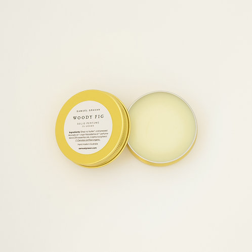 Woody Fig | Solid Perfume (25g)