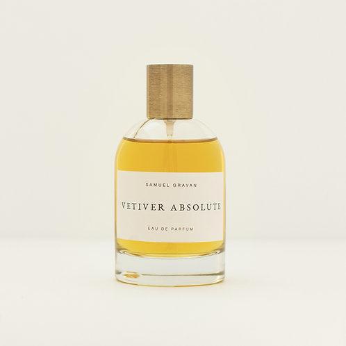 Vetiver Absolute | Eau de Parfum (100ml)