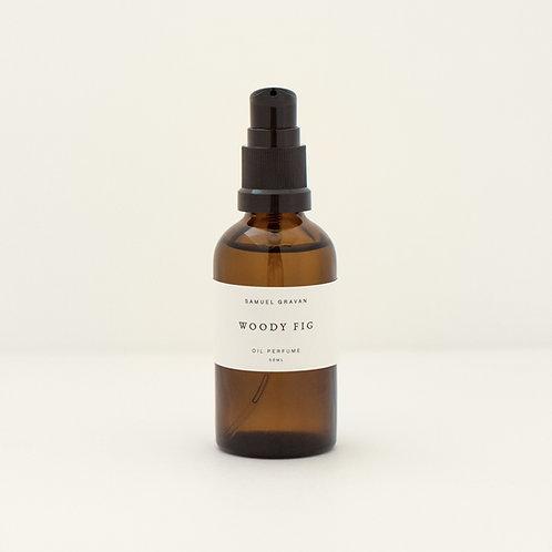Woody Fig   Oil Perfume (50ml)