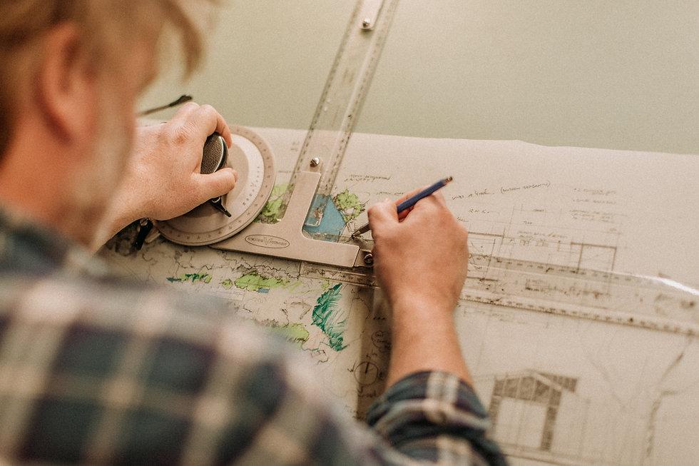 Damien Chwalisz sketching