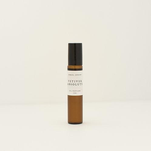 Vetiver Absolute | Oil Perfume (10ml)