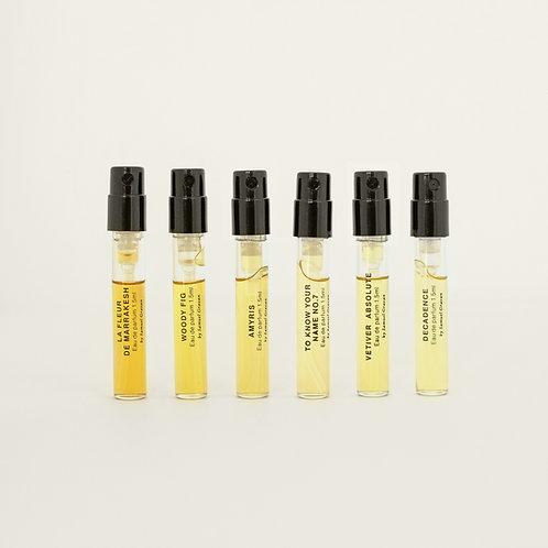 Discovery set | Eau de Parfum (6 x 1.5ml)