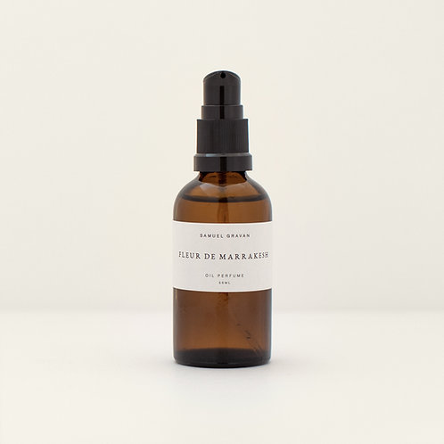 Fleur de Marrakesh | Oil Perfume (50ml)