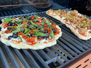 Pizza Casera por Kelly Spyker 🍕